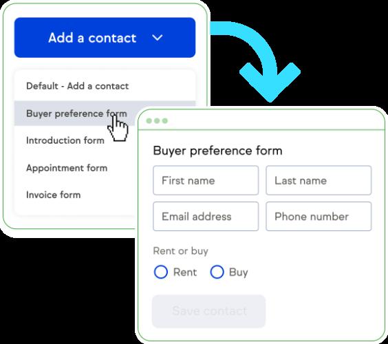 Keap gestionnaire de contacts