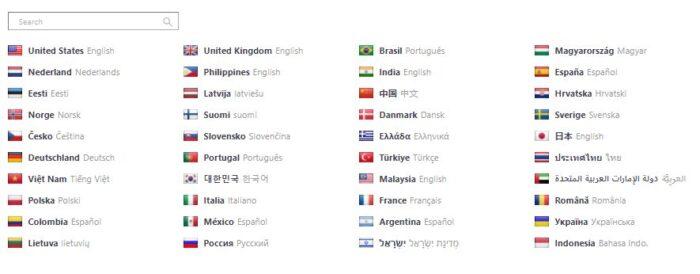 hostinger multilangues