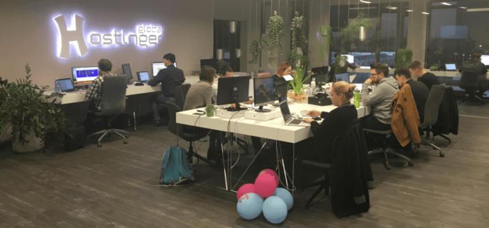 hostinger office